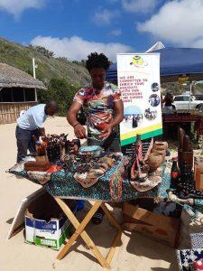 feira artesãos moçambique
