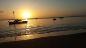 nascer do sol moçambique