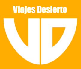 logotipo viagens ao deserto